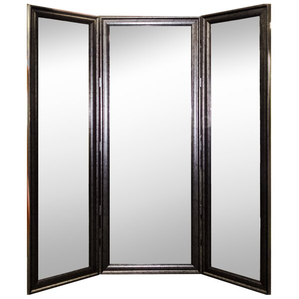 3 Panel Full Length Mirror by Hitchcock Butterfield Company