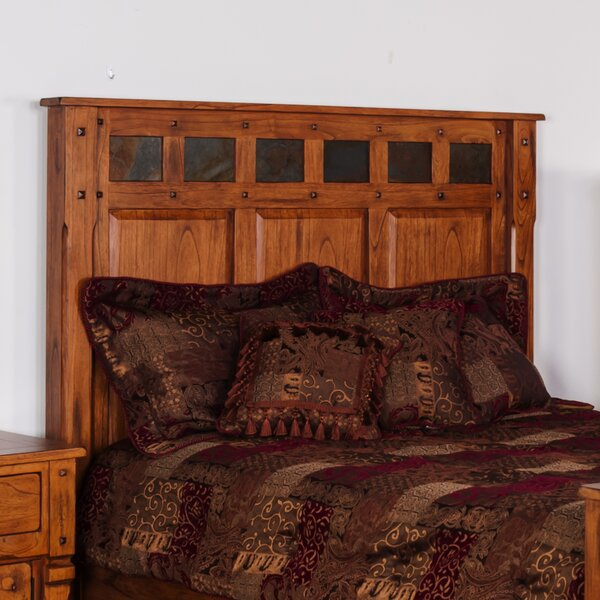Hawthorne Panel Headboard by Loon Peak