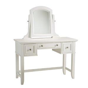 Lafferty Vanity with Mirror by Alcott ..