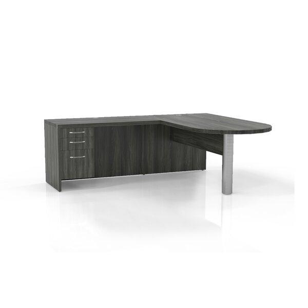 Umstead Reversible L-Shape Executive Desk
