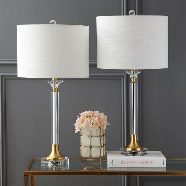 Anouk 28 Table Lamp (Set of 2) by House of Hampton