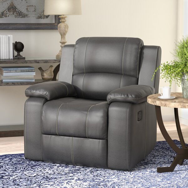 Wellersburg Manual Glider Recliner By Darby Home Co