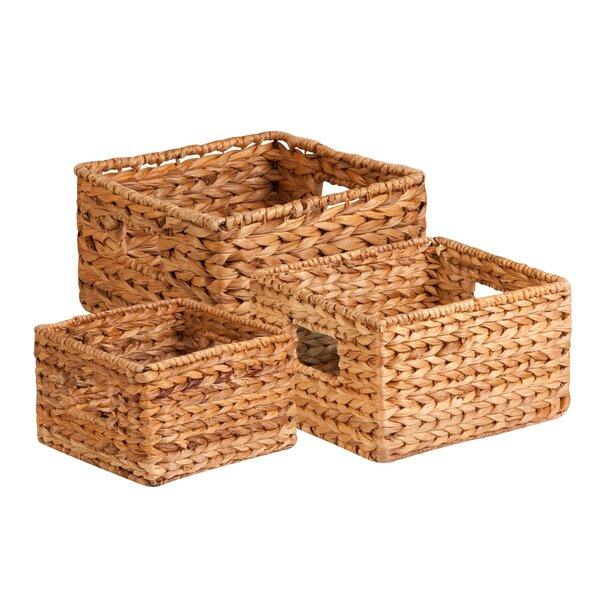 Shore Thing 3 Piece Basket Set by Birch Lane Kids™
