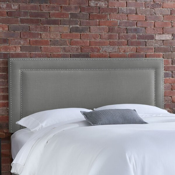 Chambers Upholstered Panel Headboard by Skyline Furniture Skyline Furniture