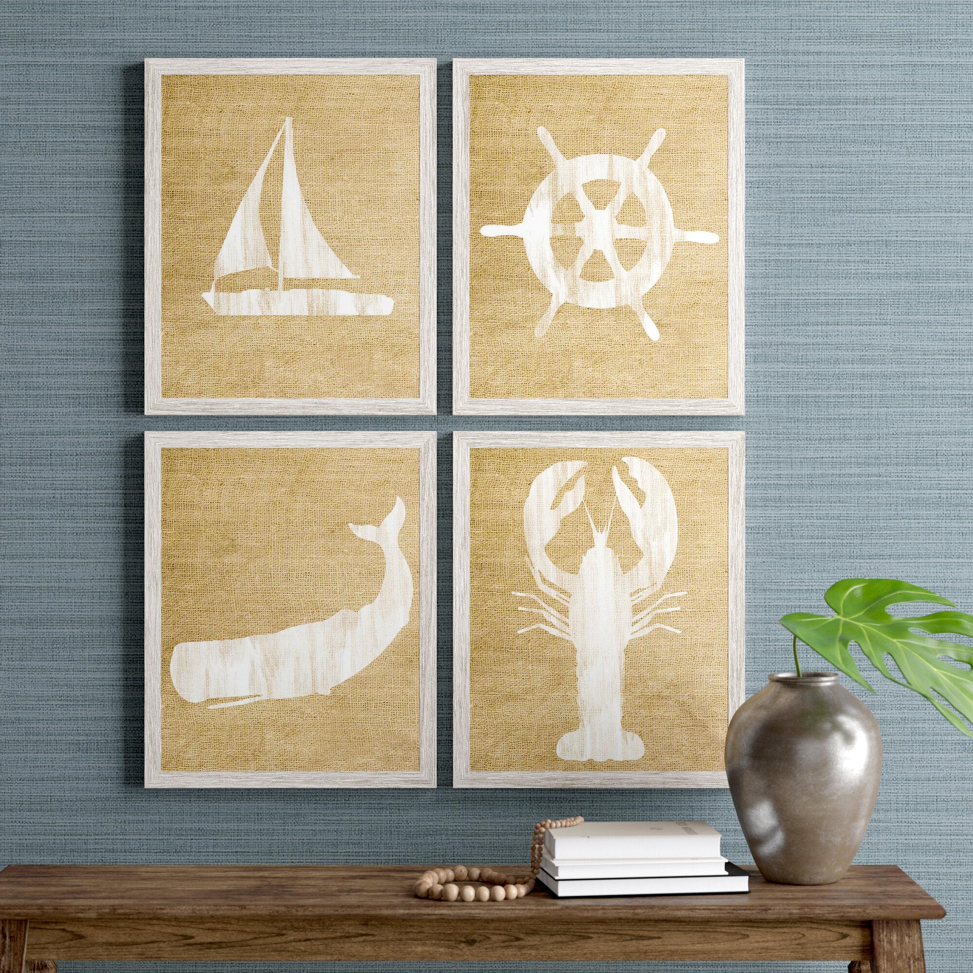 Seaside Picture Frame Print Birch Lane