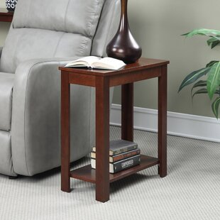 Affordable Lockheart End Table By Andover Mills