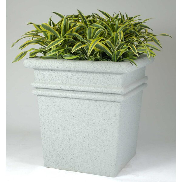 Sarasota Composite Planter Box by Allied Molded Products