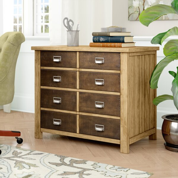 Barnett 2-Drawer Lateral Filing Cabinet