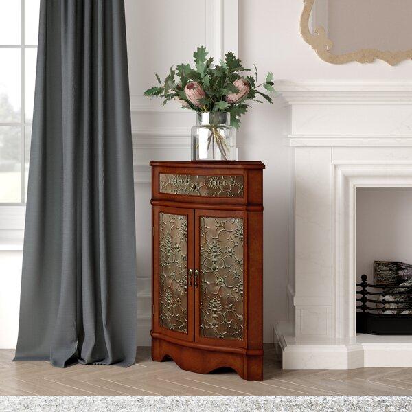 Farnham Corner 2 Door Cabinet by Astoria Grand