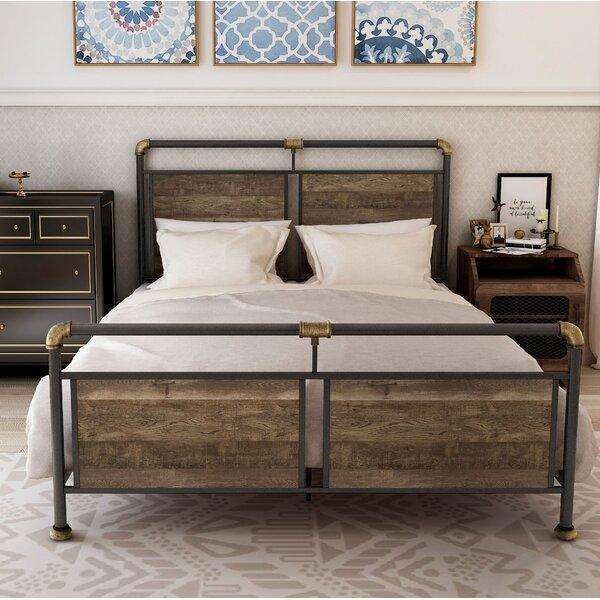 Maitland Queen Standard Bed by Williston Forge Williston Forge