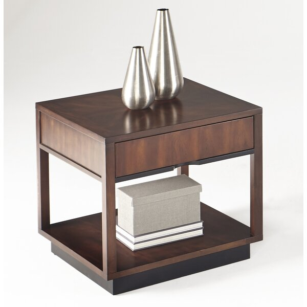 Bayview End Table by Latitude Run