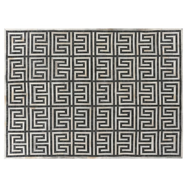 Charcoal/Ivory Rug by Exquisite Rugs