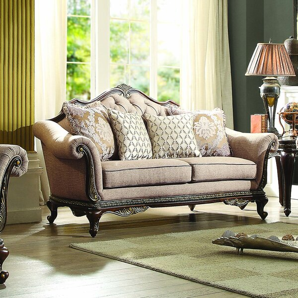 Chorleywood Loveseat by Astoria Grand