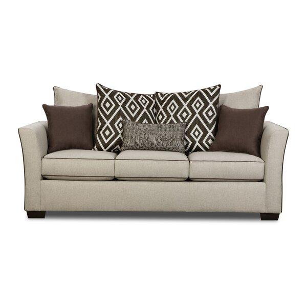 Simmons Upholstery Heath Sleeper Sofa by Latitude Run