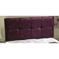 Diamond Saron Luxor Upholstered Headboard