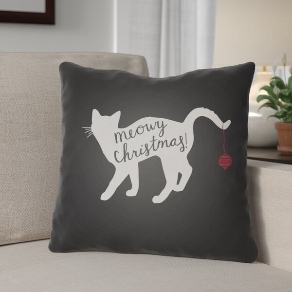 Outdoor Throw Pillow by The Holiday Aisle