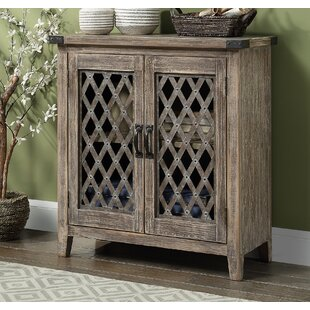 Meehan 2 Door Accent Cabinet