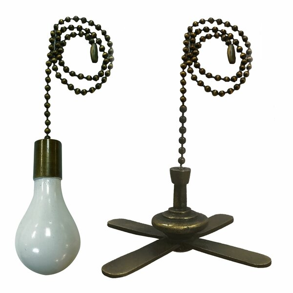 Royal Designs Fan Pull Chain by Royal Designs