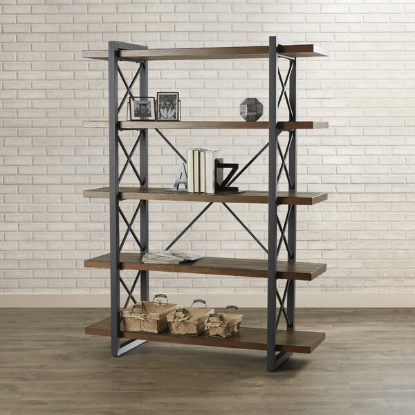 Ronin Etagere Bookcase by Williston Forge