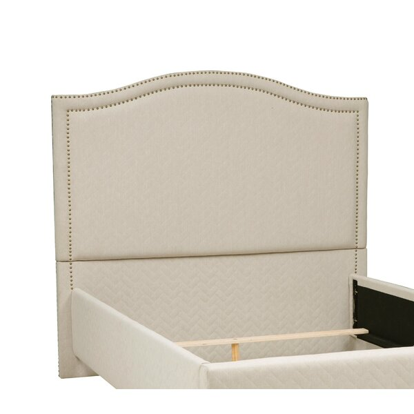Angella Back Quilted Upholstered Panel Headboard by Darby Home Co