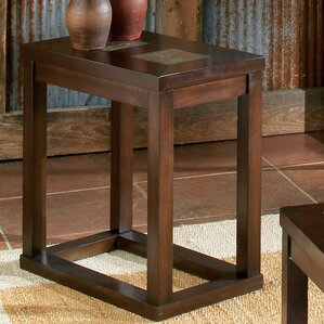 Whiteweed End Table by Bay..
