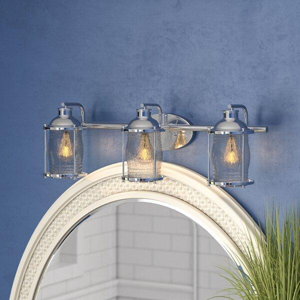Bouton 3-Light LED Vanity Light by Longshore Tides