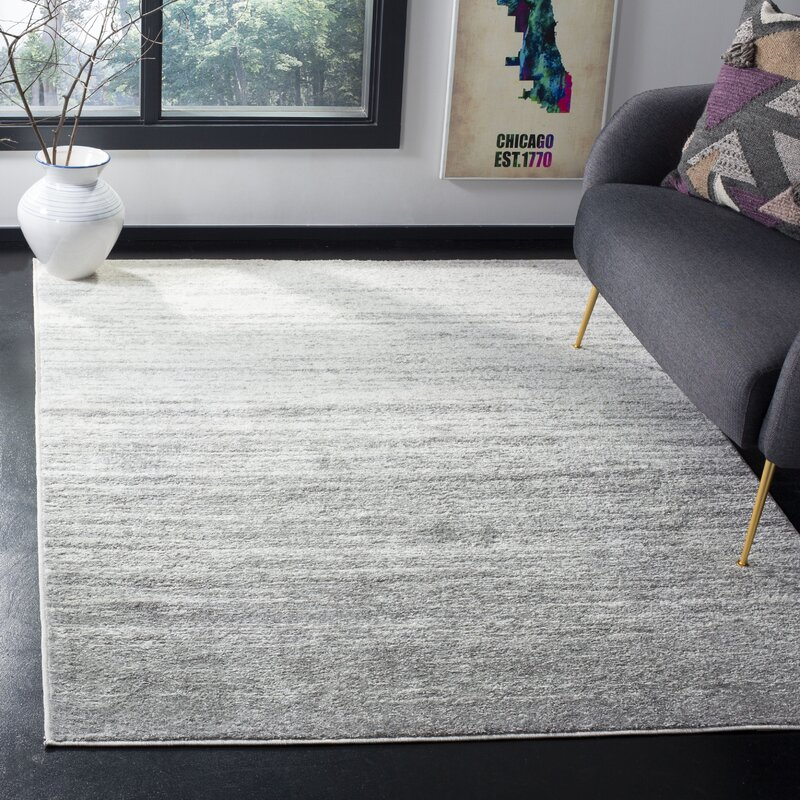 Beth Ivory Silver Area Rug Reviews