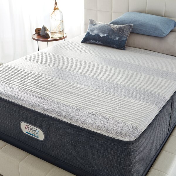 Beautyrest Platinum 14 Plush Hybrid Mattress and Box Spring by Simmons Beautyrest
