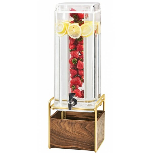 384 oz. Infusion Chamber Beverage Dispenser by Cal-Mil