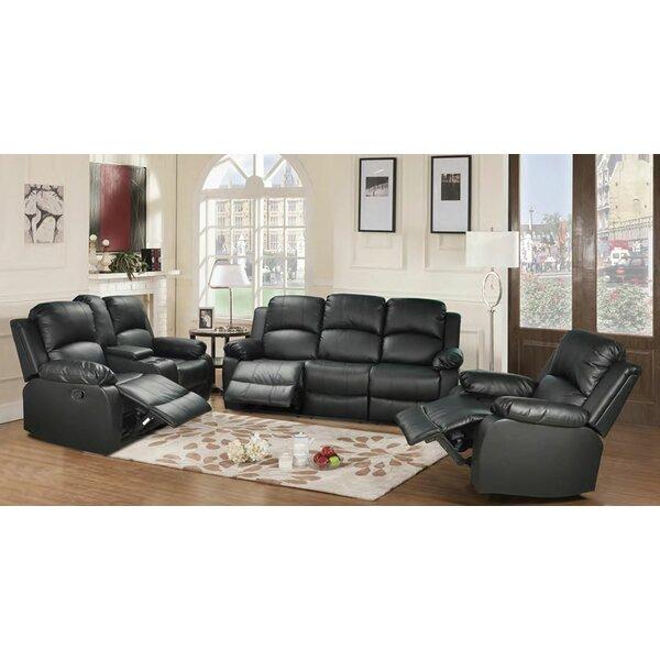 Giavanna 3 Piece Reclining Living Room Set By Red Barrel Studio Wonderful