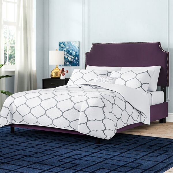 Desirae Upholstered Standard Bed by Willa Arlo Interiors