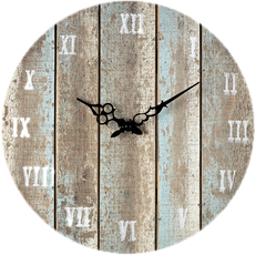 Farmhouse & Wooden Clocks