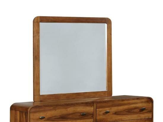 Drennon Rectangular Dresser Mirror by Corrigan Studio