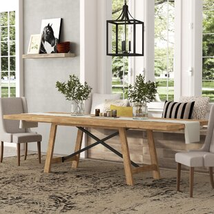 Parfondeval Traditional Extendable Dining Table By Lark Manor Wonderful