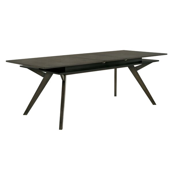 Cormier Extendable Dining Table by Gracie Oaks Gracie Oaks
