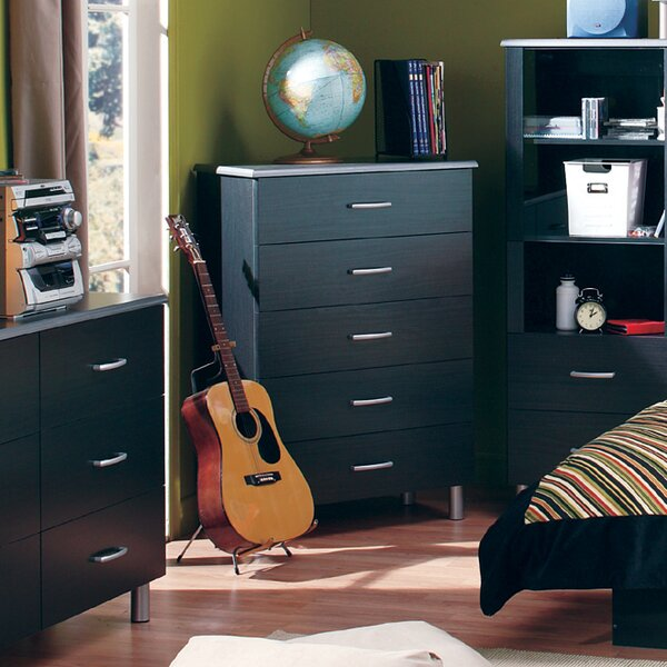 Cosmos 5 Drawer Chest by South Shore