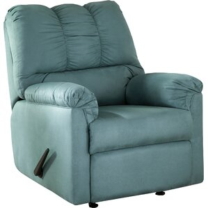 Huntsville Manual Rocker Recliner by Alcott Hill