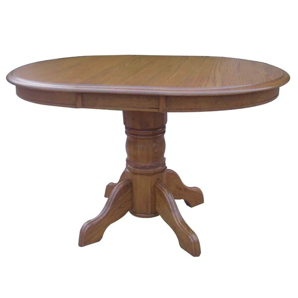 Sandalwood Drop Leaf Solid Wood Dining Table by Chelsea Home Chelsea Home