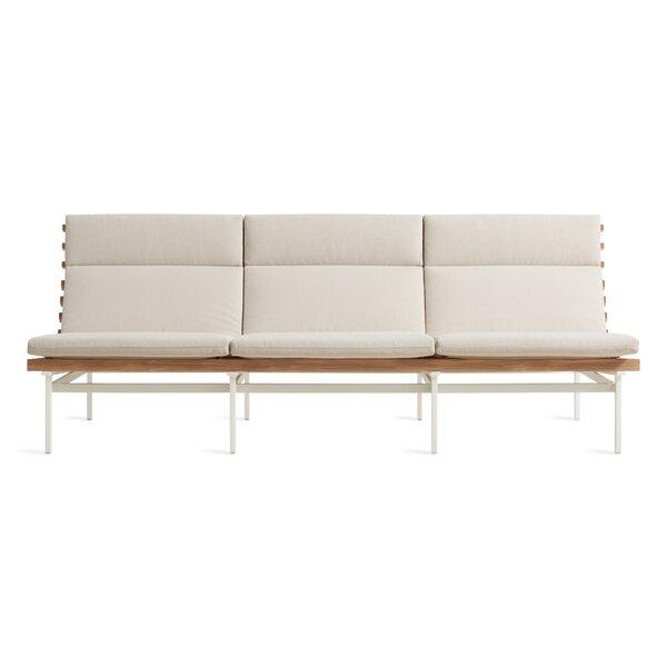 Perch Outdoor 3 Seat Sofa by Blu Dot