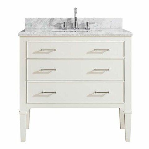 Leia 37 Single Bathroom Vanity Set by Everly Quinn