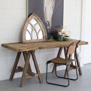 Hilaire Recycled Wood Console Table by Graci..