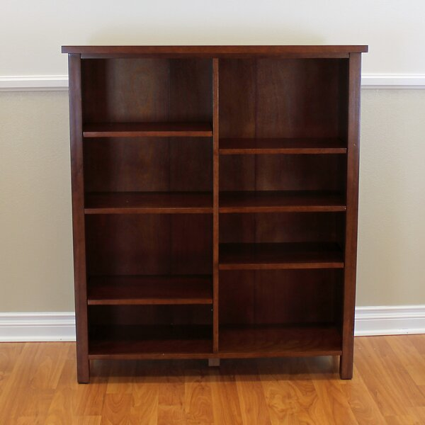 Shakopee Standard Bookcase By Charlton Home