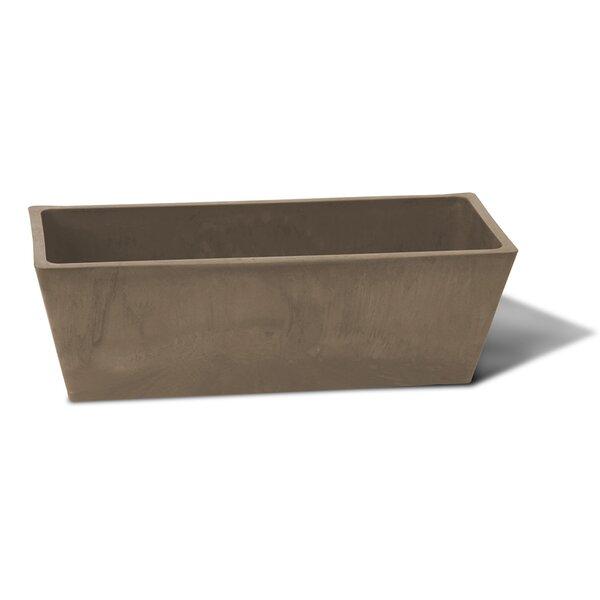 Cara Composite Planter Box by Charlton Home