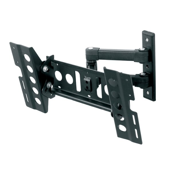 Multi Position Wall Mount for 25- 55 Flat Panel Screens by Eco-Mount by AVF