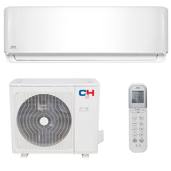 Sophia 30,000 BTU Energy Star Ductless Mini Split Air Conditioner with Remote and WiFi Control by Cooper&Hunter