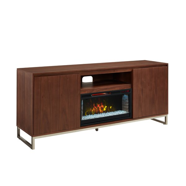 72 TV Stand with Fireplace by Woodhaven Hill