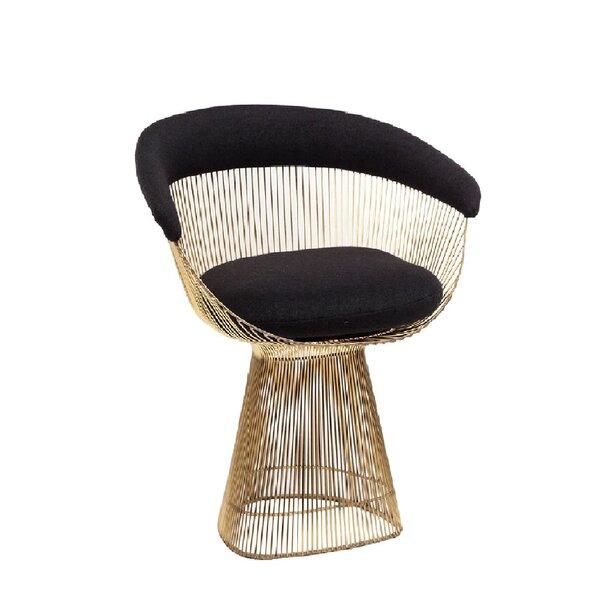 Himmel Barrel Chair by Everly Quinn
