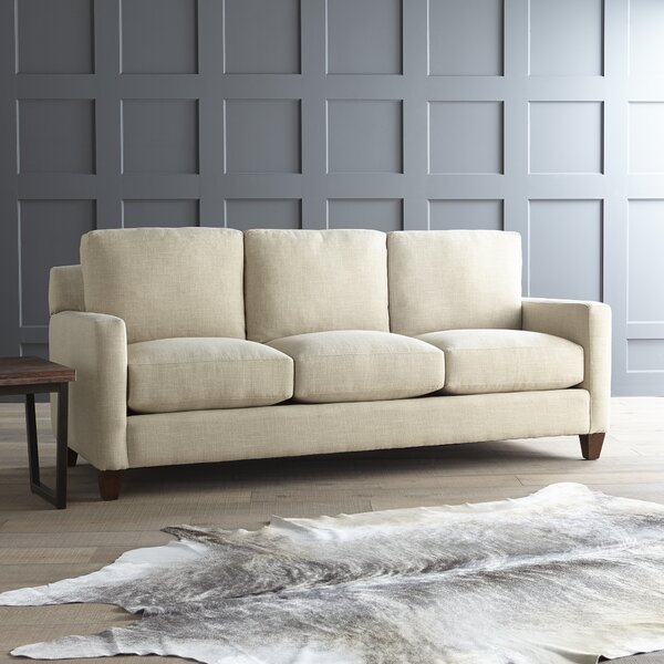Fuller Hedwig Sofa by DwellStudio