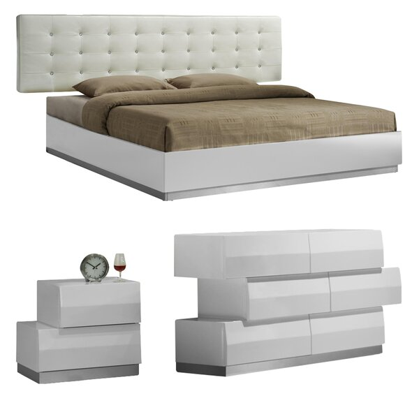 Matt Platform Configurable Bedroom Set by Wade Logan