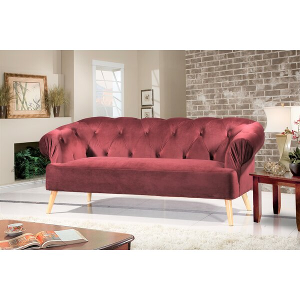 Aahil Chesterfield Sofa by Mercer41